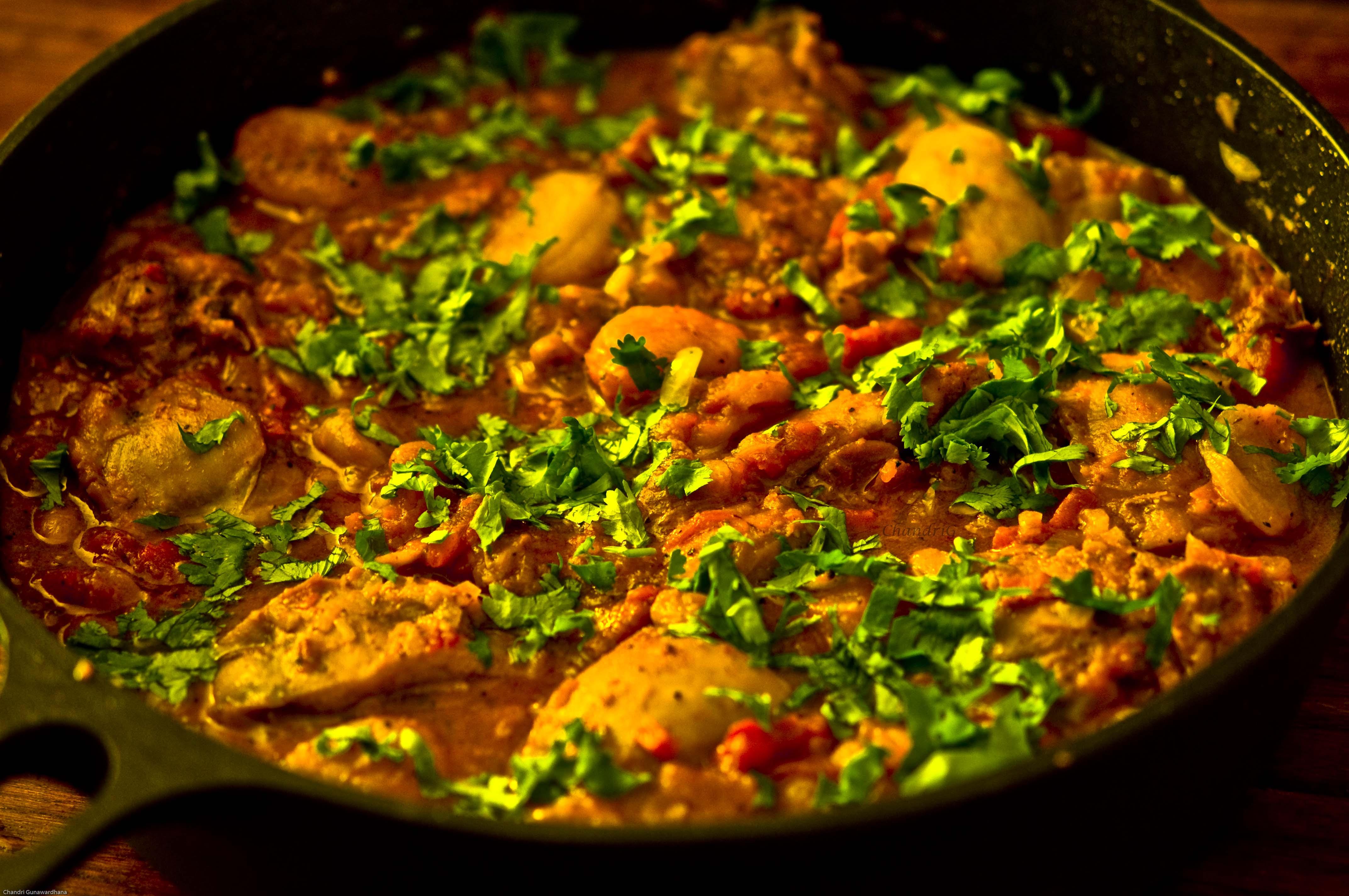Moroccan Tagine Recipe — Dishmaps