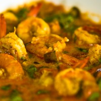 Southern Prawn Curry - Sri Lankan Cuisine